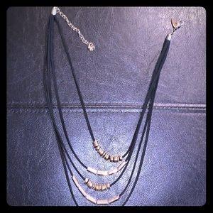NY & Co layered necklace